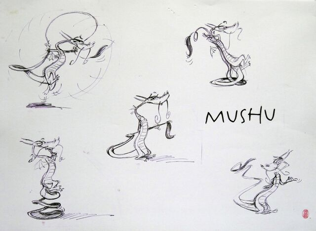 File:Mulan - Early Mushu Concept Sketch by Harald Siepermann - 2.jpg