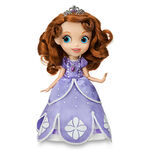 Sofia the first singing doll