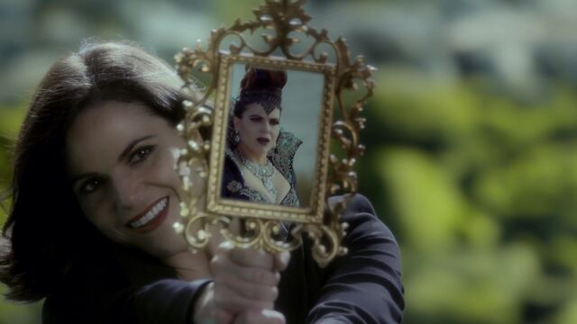 File:Once Upon a Time - 6x08 - I'll Be Your Mirror - Regina Tries to Trap Queen.jpg