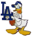 Los Angeles Dodgers Donald