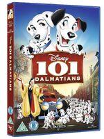 101 Dalmatians UK DVD 2014