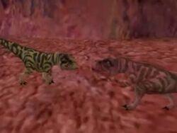 Game Albertosaurus