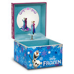 Frozen Anna and Elsa Jewelry Box
