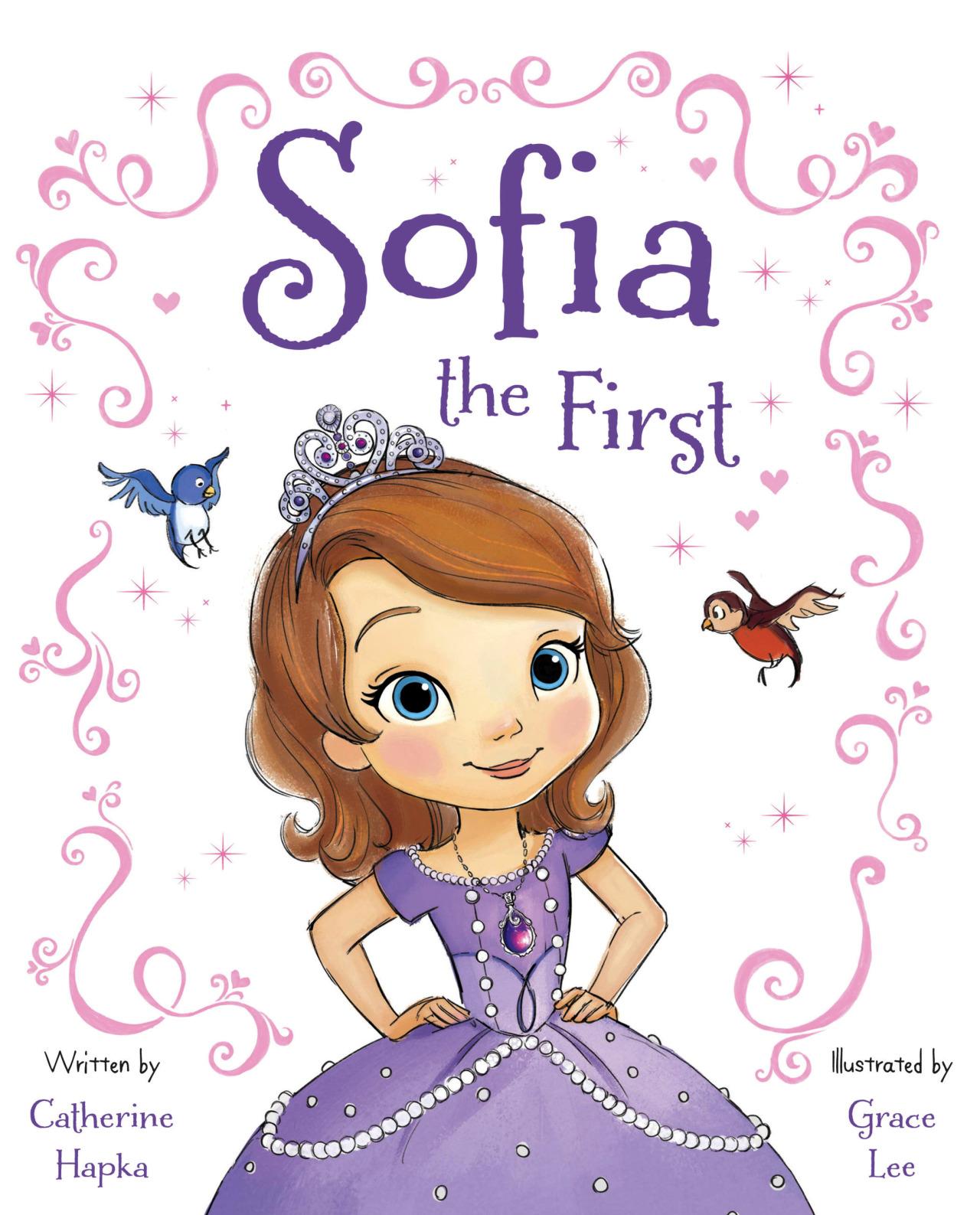 Sofia The First Books