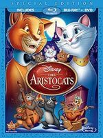 TheAristocats Blu-ray and DVD