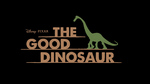 The Good Dinosaur Potential Logo