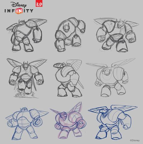 File:Baymax Disney INFINITY concept.jpg