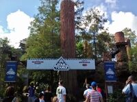 Star Tours, The Adventures Continue - DHS