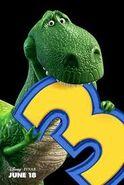Toy srory 3 Rex