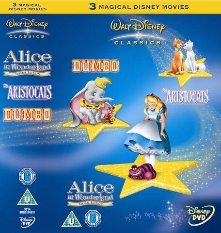 File:Walt Disney Classics Box Set 2006 UK DVD.jpg