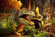 Edaphosaurus Energy Closure