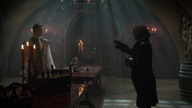 File:Once Upon a Time - 6x02 - A Bitter Draught - Count and Rumplestiltskin.jpg