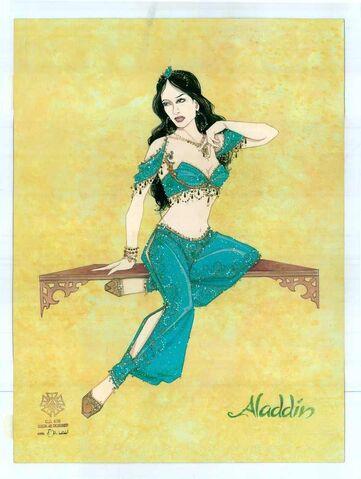File:Aladdin the Musical Costume Sketch 2.jpeg