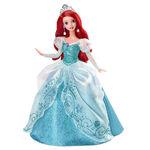 Ariel Holiday Doll