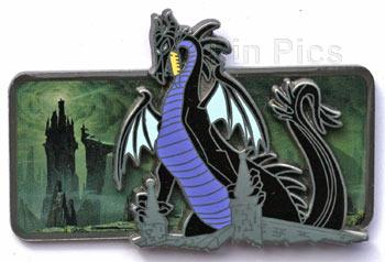 File:Disney Store - Maleficent as Dragon on Castle Drawbridge.jpeg