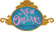 New Orleans Square Logo
