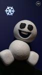 Snowman at D23