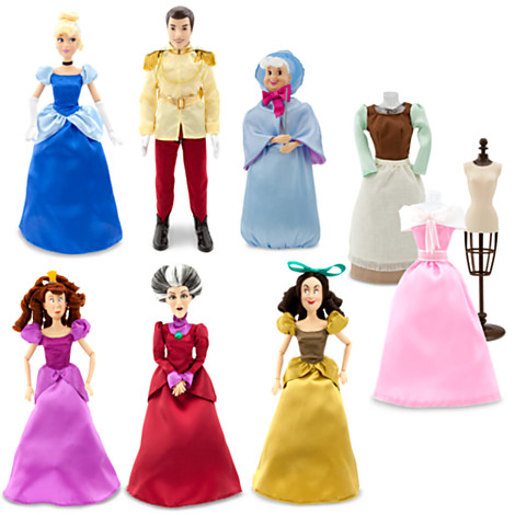 File:Cinderella 2012 Disney Store Doll Set.jpg