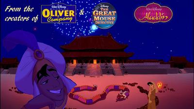 Aladdin Aladdin Poster