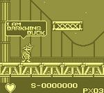 Darkwing Duck Game Boy Gameplay