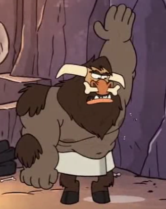 File:Gravityfalls Pituitaur sniffing his pits.png