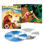 Thelionking Signature Target Storybook BD