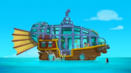 Submarine Bucky