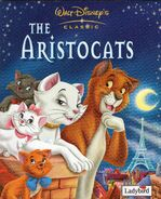 The Aristocats (Ladybird, paperback)