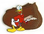 Donald Duck Fantasia 2000 Pin