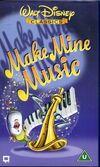 Make mine music uk vhs
