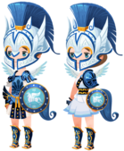 Pegasus Costume Kingdom Hearts χ