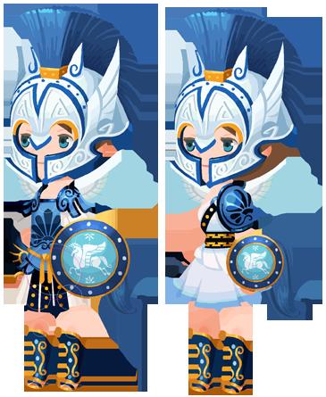 File:Pegasus Costume Kingdom Hearts χ.png
