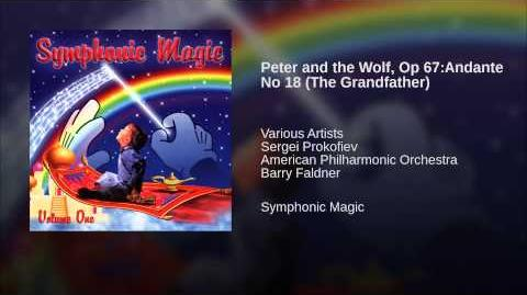 Peter and the Wolf, Op 67 Andante No 18 (The Grandfather)