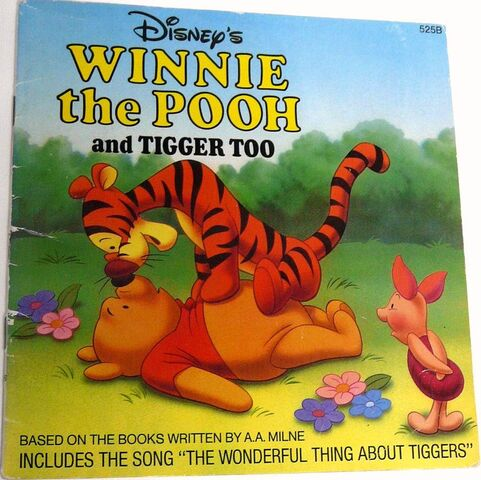 File:Winnie the Pooh and Tigger Too Disney Read Along 2nd Cassette.jpg