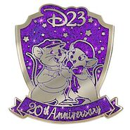 D23 20th Anniversary