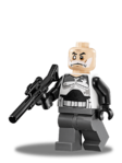 LEGO Commander Wolffe
