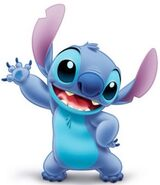 Stitch OfficialDisney