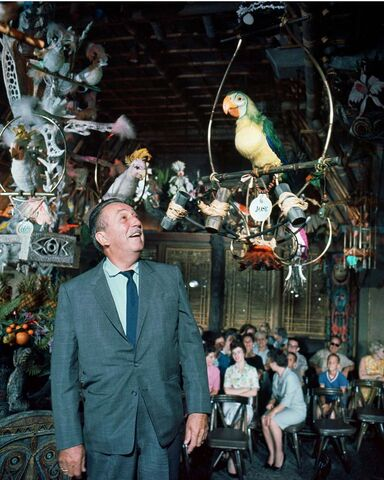 File:Walt-Disney-in-Tiki-Room.jpg