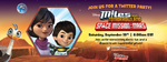 Mission Mars Twitter Party Invite