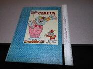 Walt disneys circus big golden book