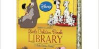 Disney Classics Little Golden Book Library