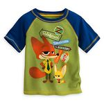 Nick Wilde and Finnick Shirt