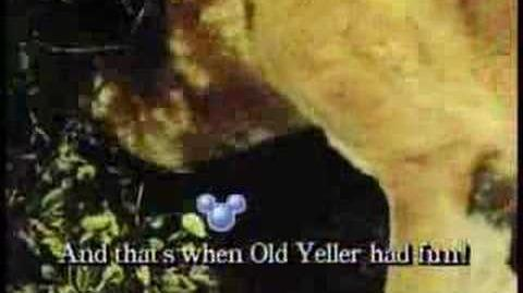 Old Yeller (Sing Along Songs)