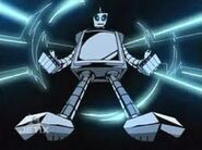 Super robot fighting mode