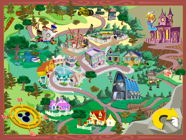 File:Disneyville map from Mickey Saves the Day 3D Adventure.jpg