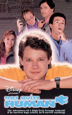 File:Disney's Not Quite Human - VHS Cover.jpg