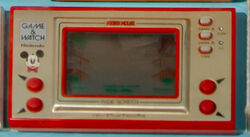 Mikey Mouse - Game & Watch - Nintendo