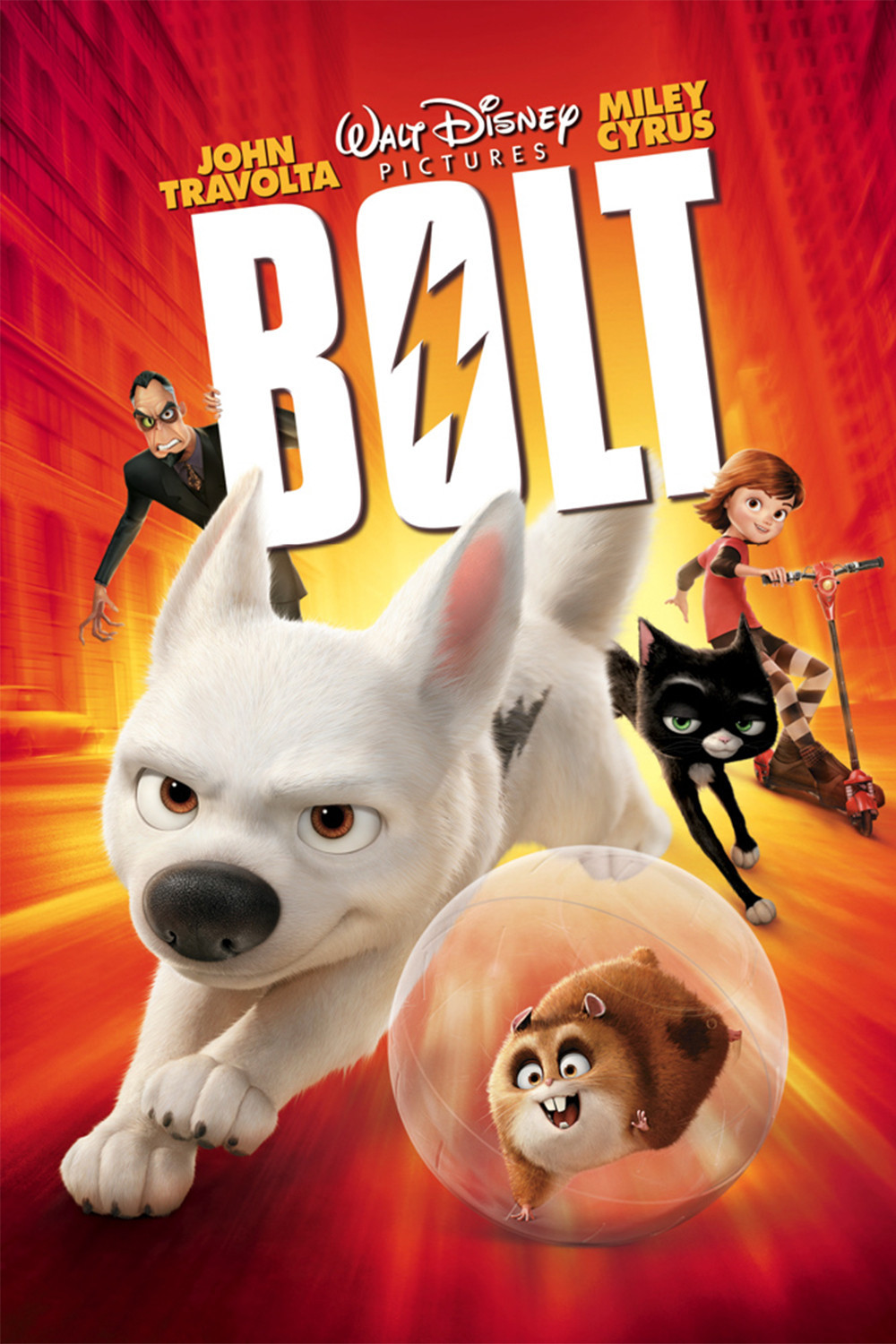 Image - Bolt - Poster.jpg | Disney Wiki | FANDOM powered ...