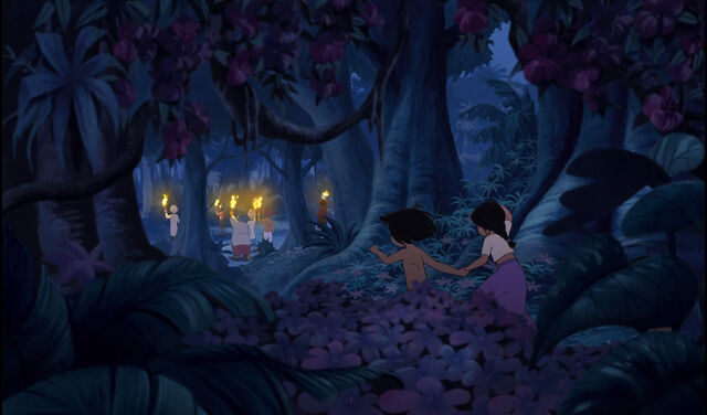 File:Mowgli and Shanti are both running back to their parents.jpg