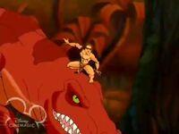 Tarzan-Mysterious Visitor12